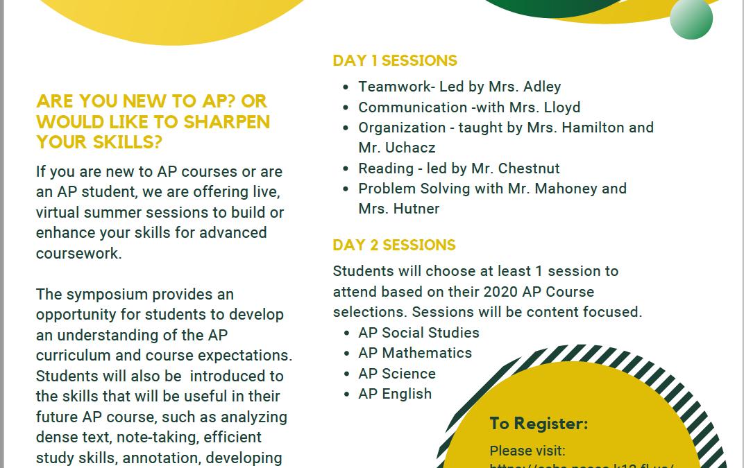 AP Symposium